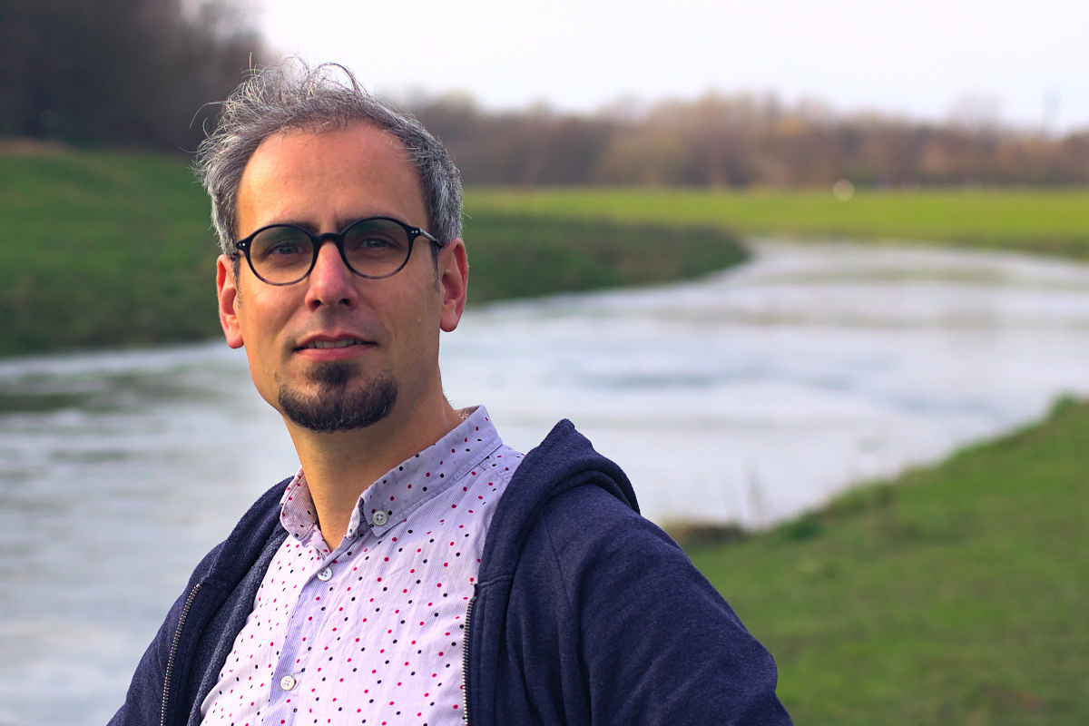 Portrait Markus Wutzler
